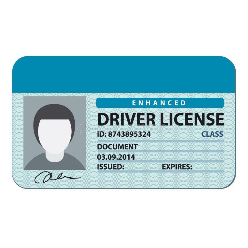 驾驶执照 免版税库存图片