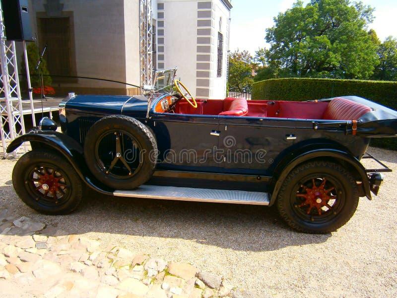 经验丰富的汽车弗朗兹约瑟夫 免版税库存照片