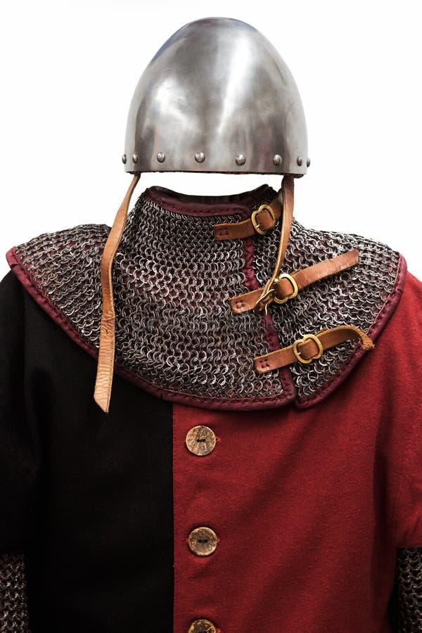骑士服装 库存图片