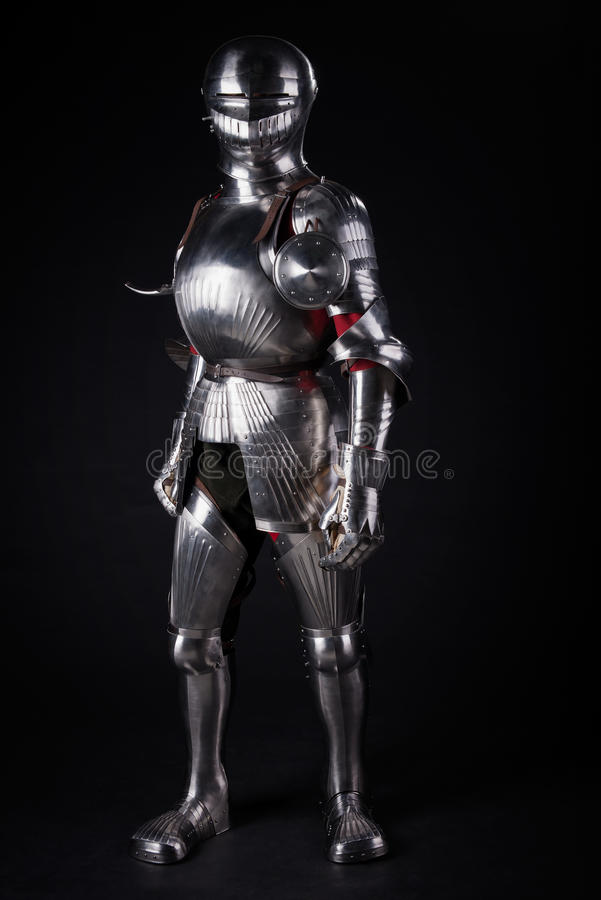 骑士 免版税图库摄影