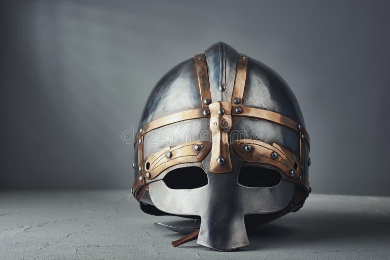 骑士` s盔甲 库存照片