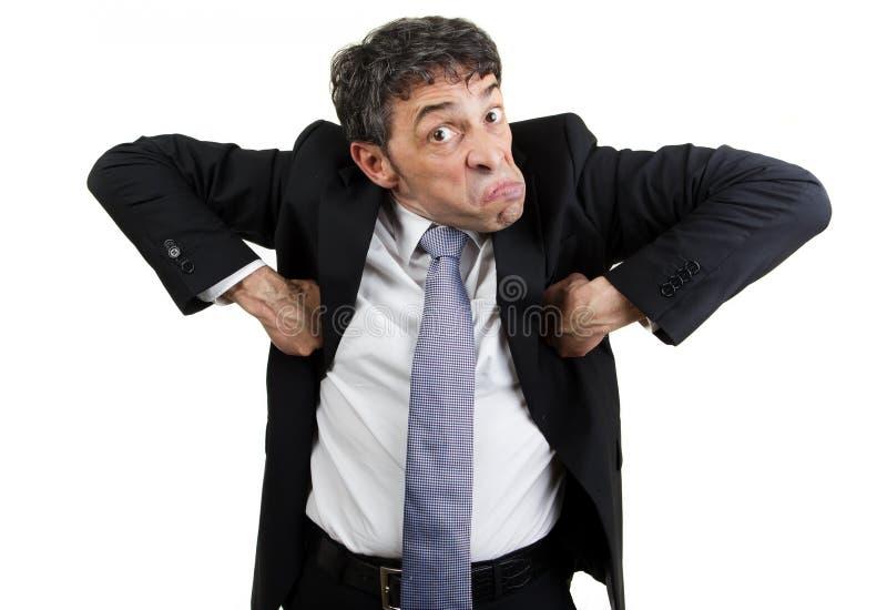 骗人的把戏 免版税图库摄影