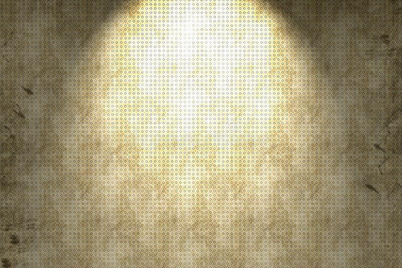 高亮度显示模式 库存例证