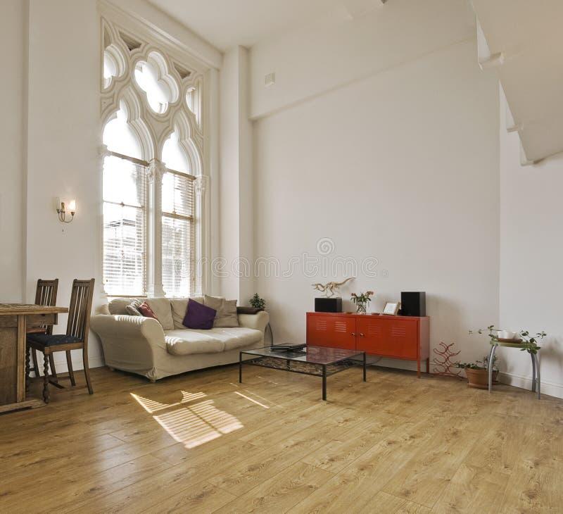 高公寓的最高限额 免版税库存图片