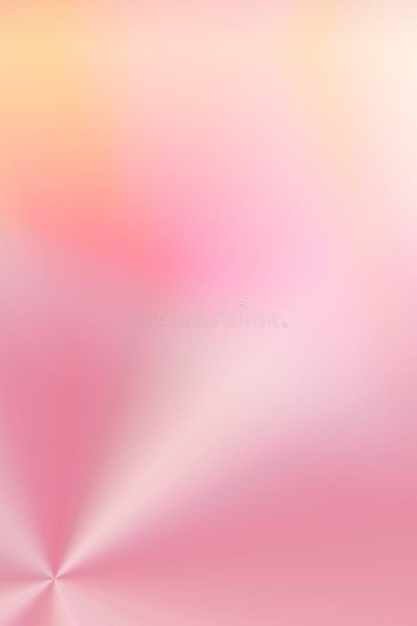 高关键桃红色背景 免版税库存照片