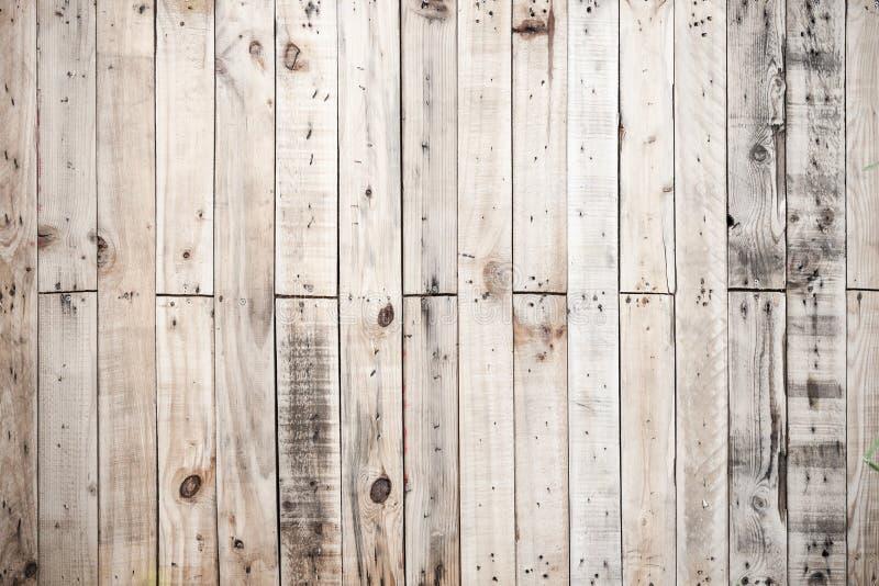 高分辨率白色木纹理背景 免版税库存照片