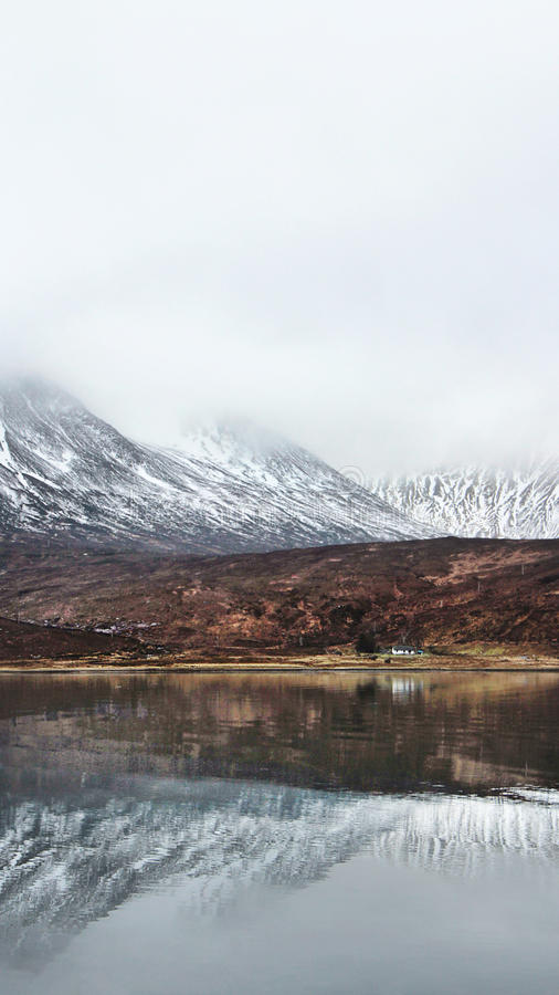 高地苏格兰 免版税图库摄影