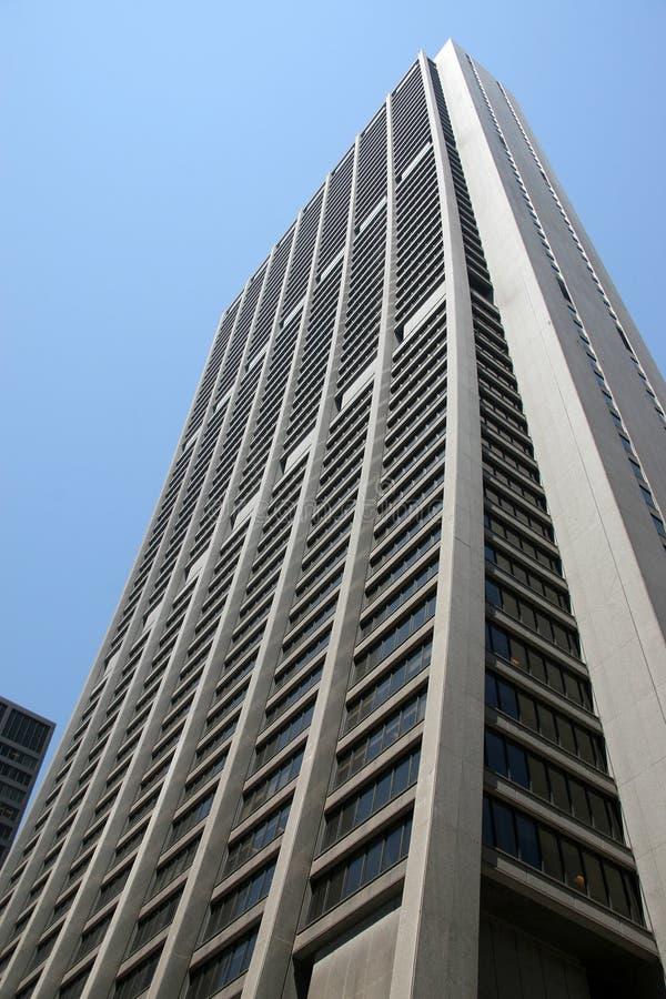 高大厦的办公室 免版税库存照片