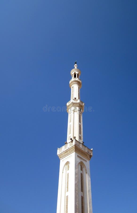高尖塔清真寺 免版税库存图片