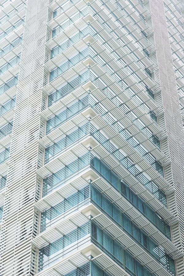 高层办公大楼在马来西亚 库存照片