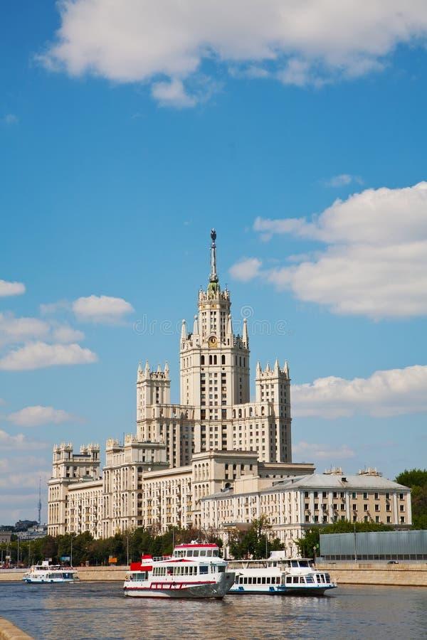 高层建筑物 免版税库存图片