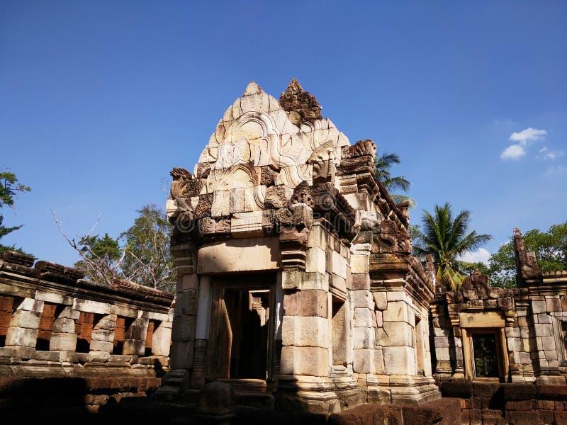 高棉艺术 库存照片