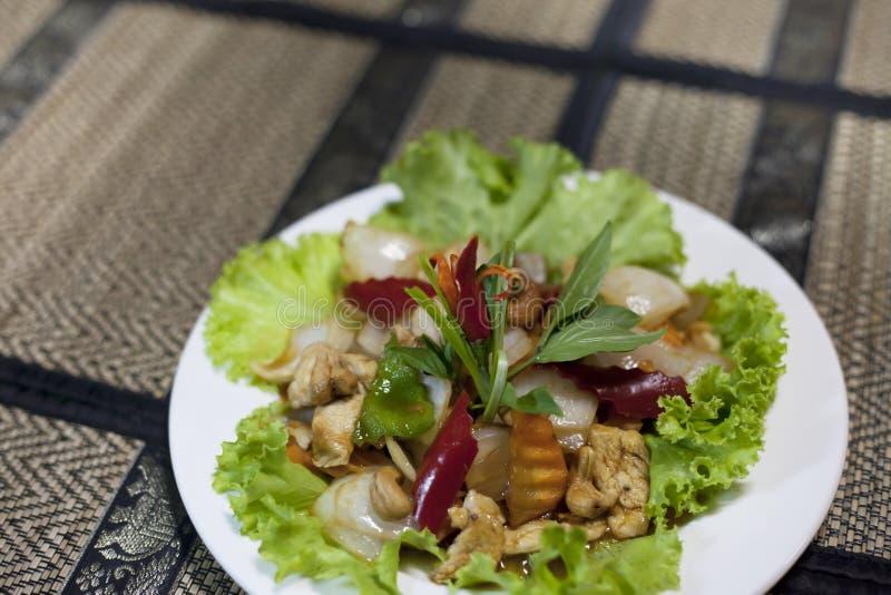 高棉食物 免版税库存照片