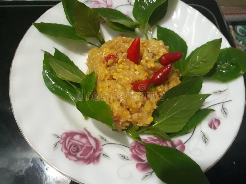 高棉食物 库存照片