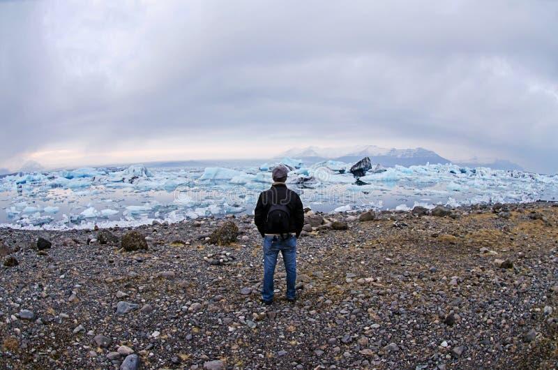高涨冰岛 免版税图库摄影