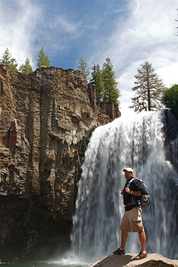 高涨岩石 库存图片