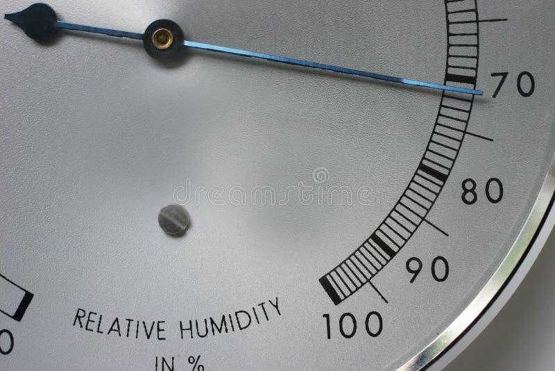高湿度 图库摄影