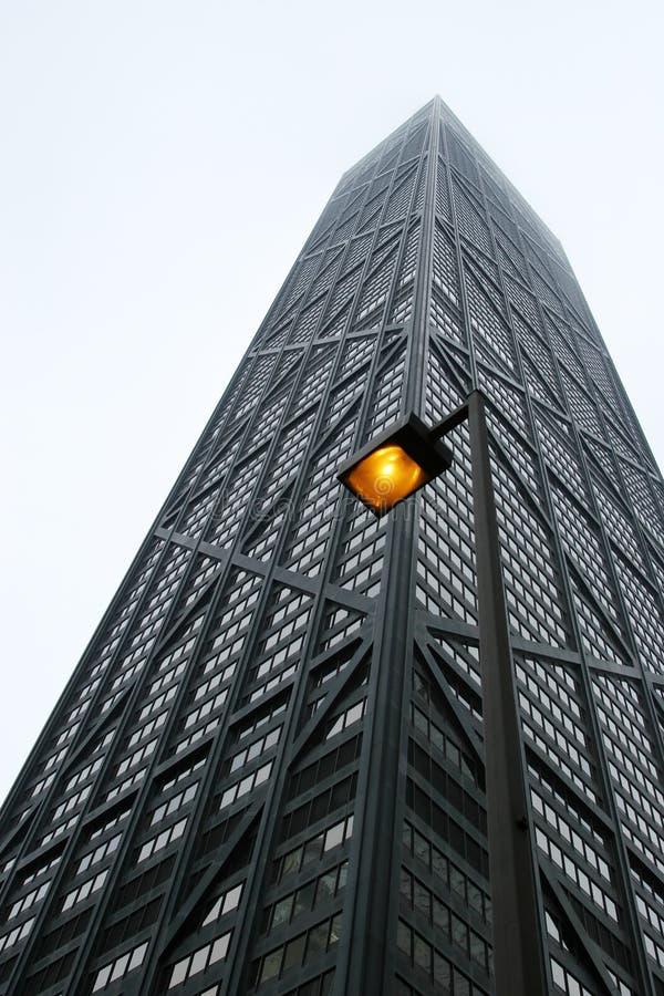 高的摩天大楼 免版税库存照片