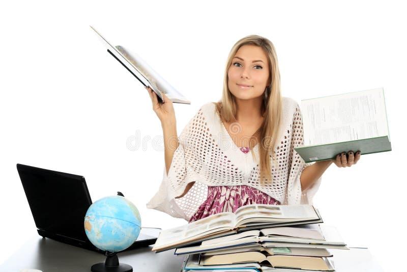 高的教育 免版税库存照片
