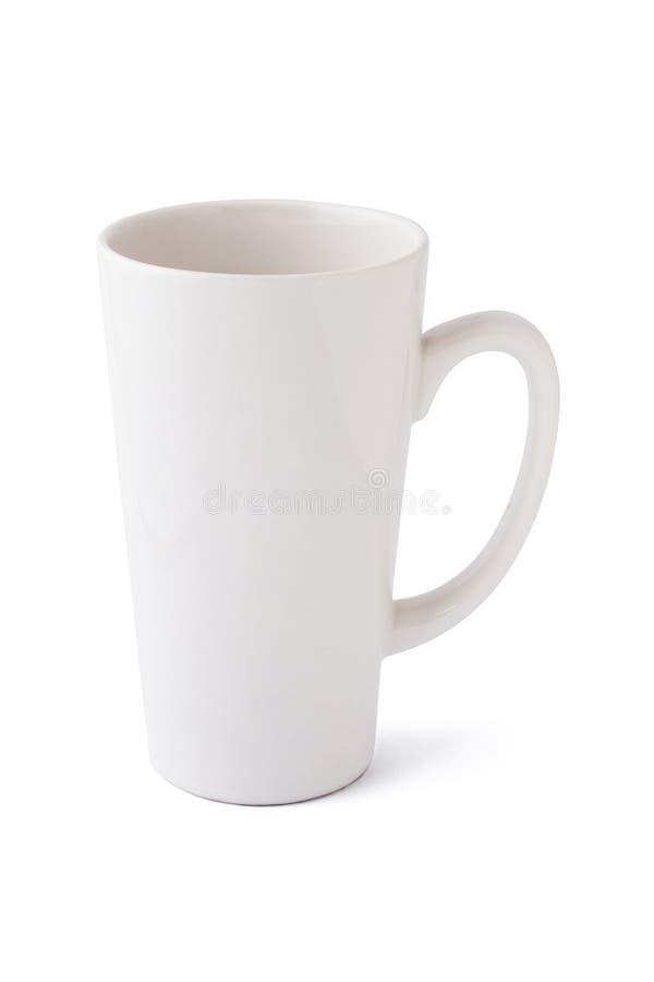 高的杯子 免版税图库摄影