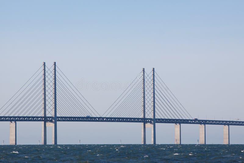 高的桥梁 库存图片