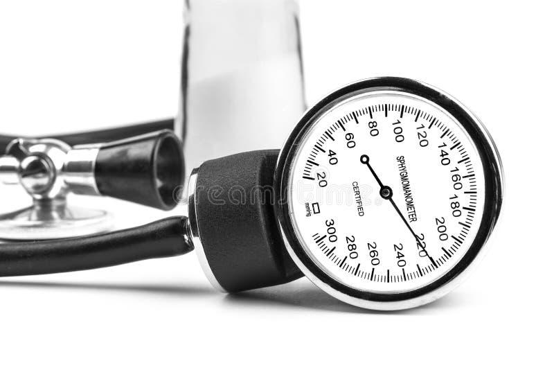 高血压 库存照片