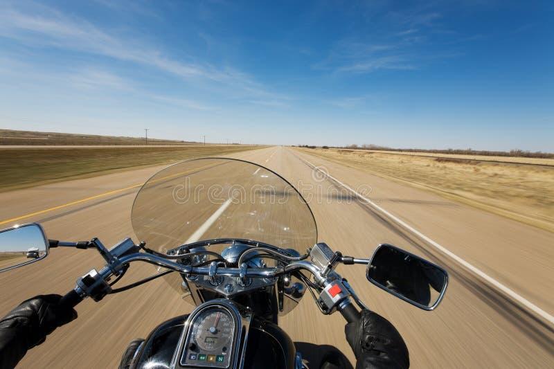 高速公路浏览 免版税图库摄影
