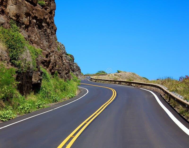 绕高速公路 免版税库存图片