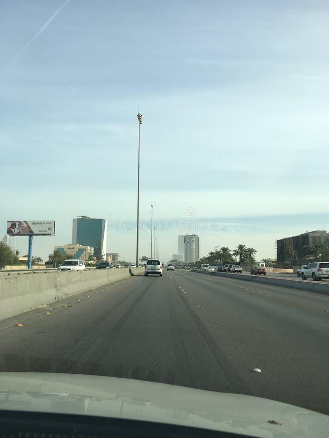 高速公路 库存照片