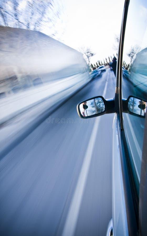高速 免版税图库摄影