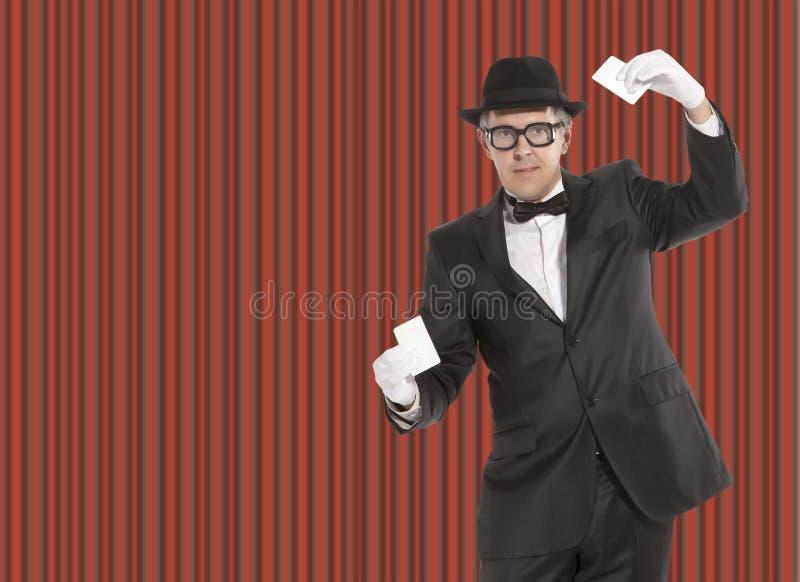 魔术师 库存照片