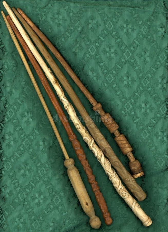 魔术鞭子 免版税库存图片
