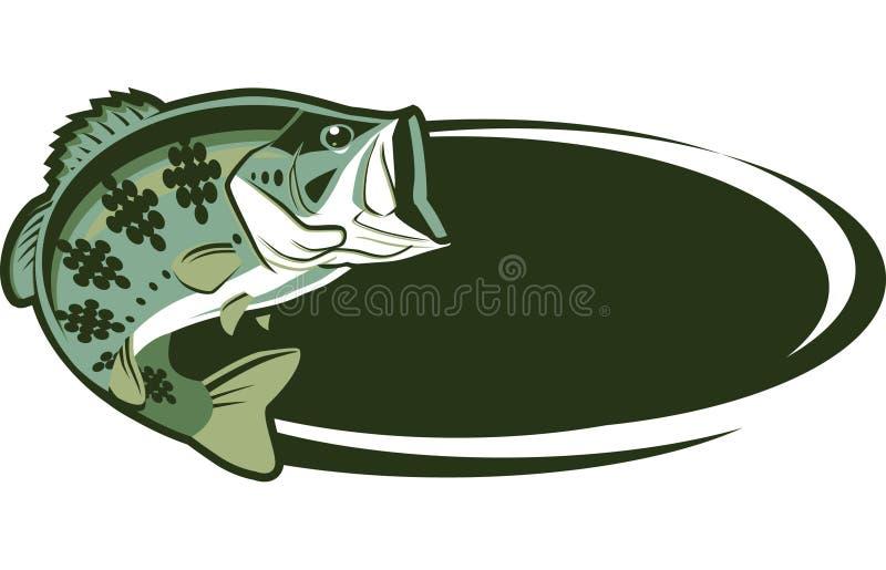 Download 鱼比赛 向量例证. 插画 包括有 蓝色, 大嘴, 绿色, 捕鱼, 徽标, 卵形, 游泳, 莓鲈翻车鱼 - 22352412