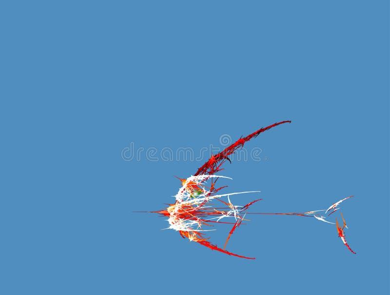 鱼神秘主义者 免版税图库摄影