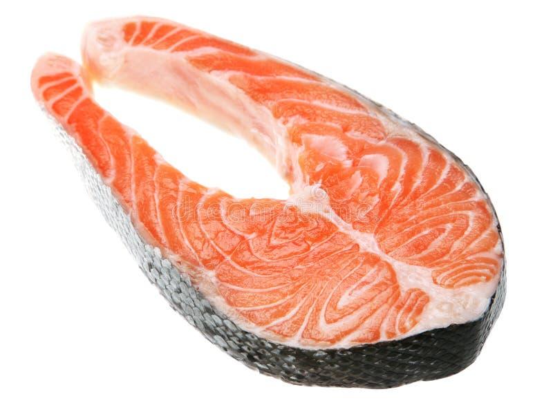 鱼红鲑鱼 免版税库存照片