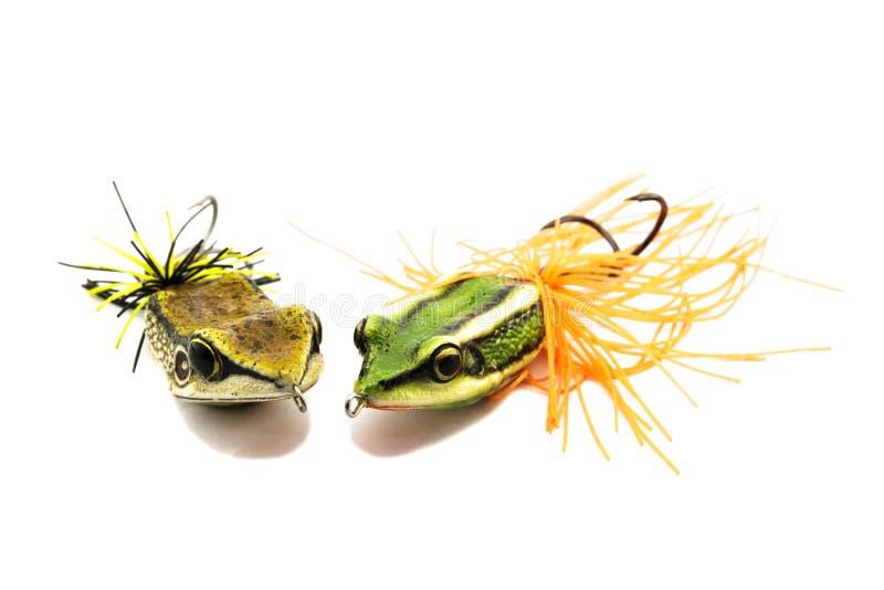 鱼诱饵 图库摄影