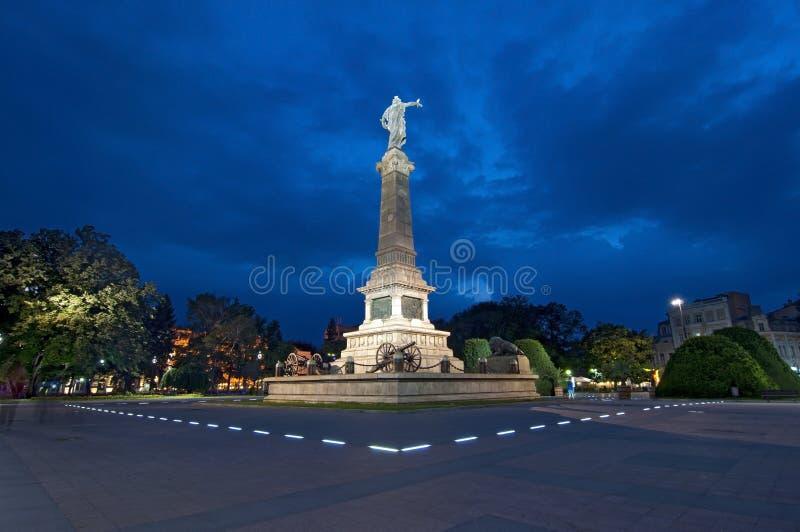 鲁塞,保加利亚 库存照片