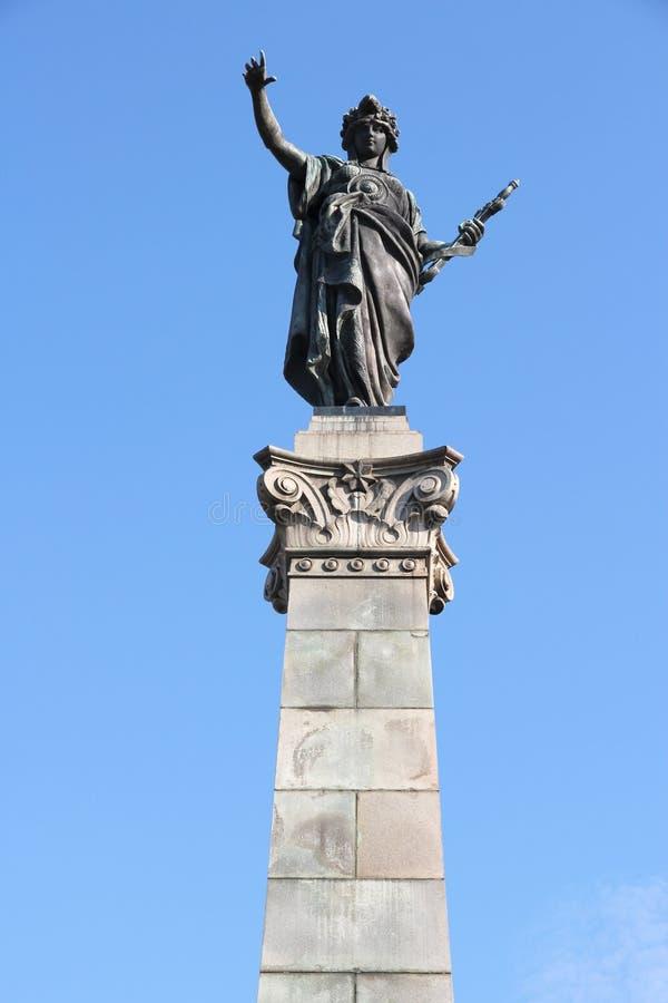 鲁塞,保加利亚 免版税图库摄影