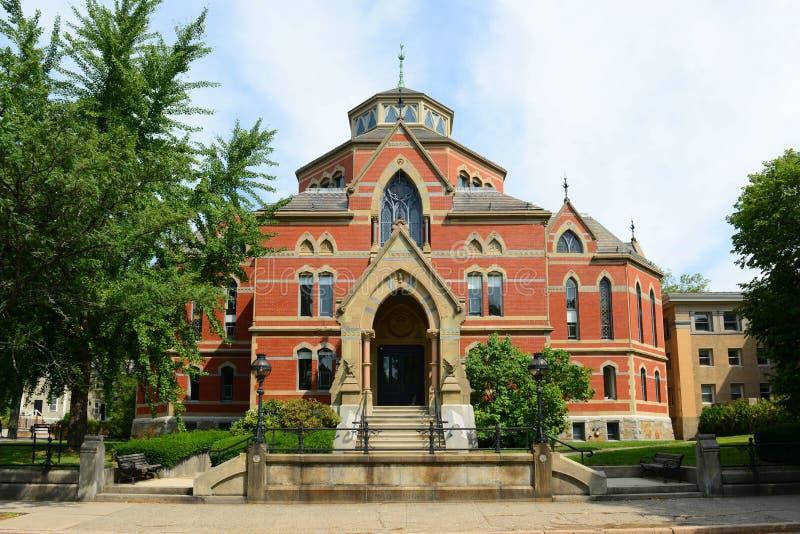 鲁宾逊霍尔,布朗大学,上帝,美国 库存照片