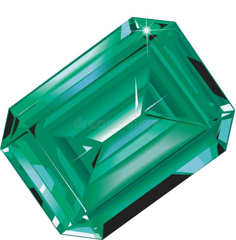 鲜绿色传染媒介例证 库存例证