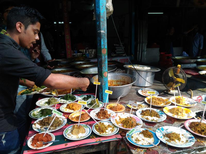鲜美食物 免版税图库摄影