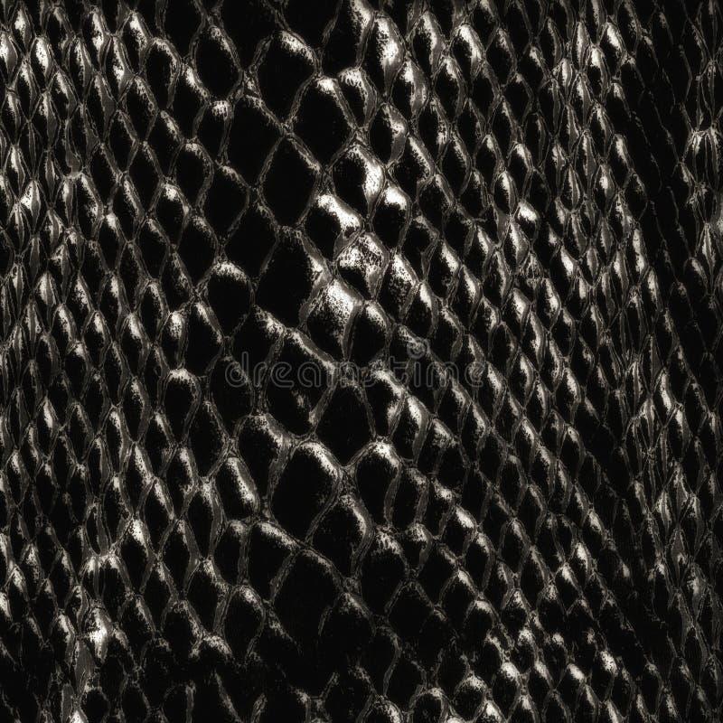 鳄鱼皮肤样式 免版税库存图片
