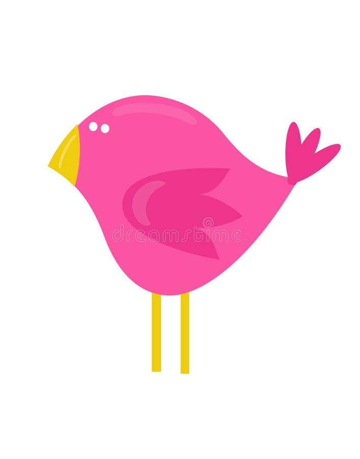 鸟逗人喜爱的mod 皇族释放例证