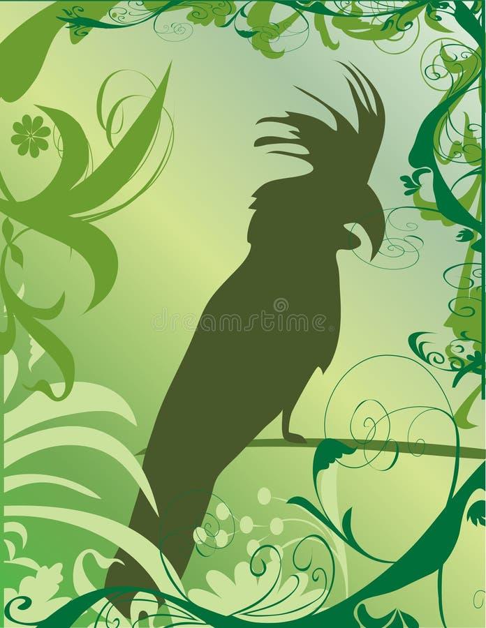 鸟 向量例证