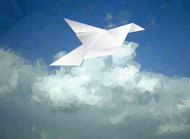 鸟P5260099 库存例证