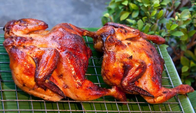 Download 鸡可口烤二 库存照片. 图片 包括有 制动手, 烹调, 美食术, 公鸡, 路线, 膳食, 健康, 格栅, 细菌学 - 22355042
