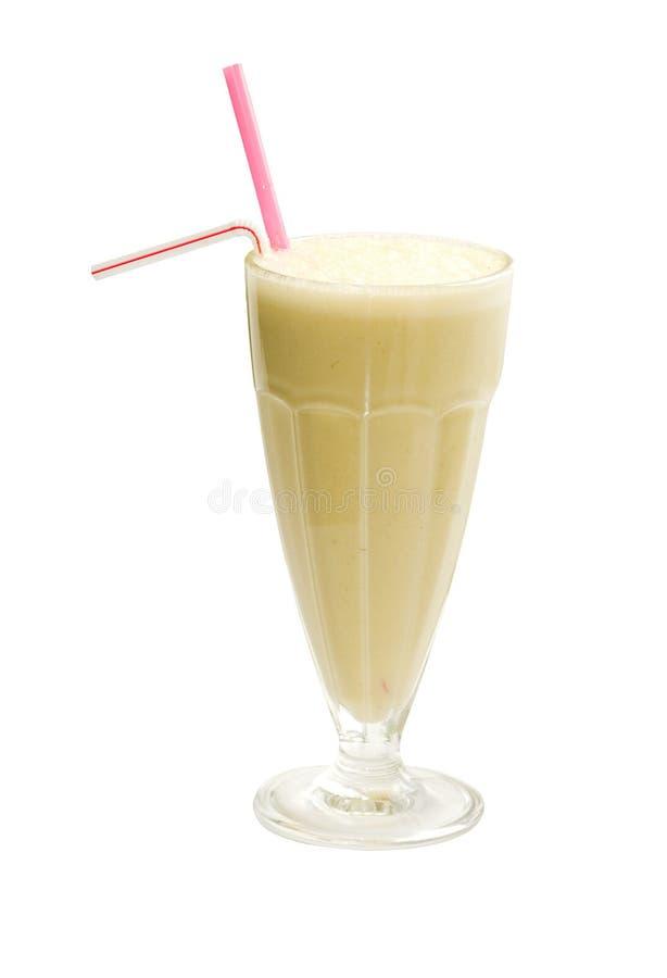 鸡尾酒牛奶 免版税库存照片