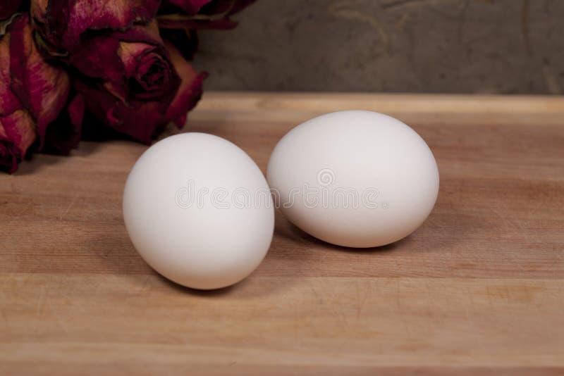 鸡蛋二 库存照片
