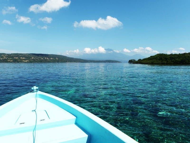 鹿海岛,巴厘岛 免版税库存图片