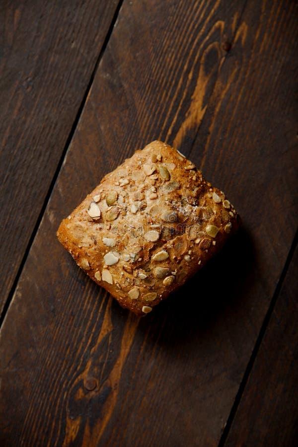 麦子面包 免版税库存照片